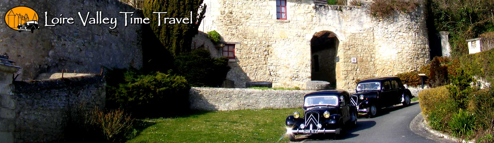 The classic French cars of Loire Valley Time Travel